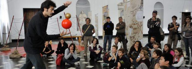 Fragili Equilibri Festival della Scienza Genova 2013