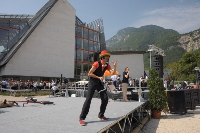 MUSE Opening day Trentino Luglio-11