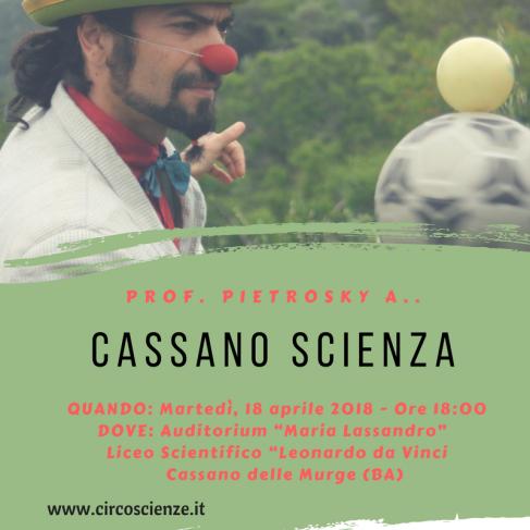 Pietrosky Cassano