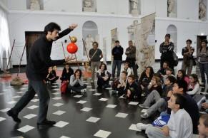 fragili equilibri Festival Genoa